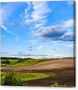 Ontario Interlude Canvas Print