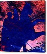 Onward To War Canvas Print