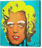 Oompa Loompa Blonde Canvas Print