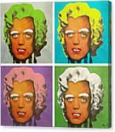 Oompa Loompa Set Of 4 Canvas Print