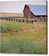 Open Range Canvas Print