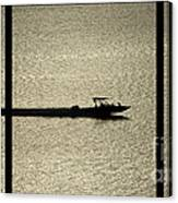 Open Waters Triptych Canvas Print