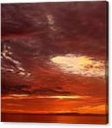 Eye In The Sky Canvas Print