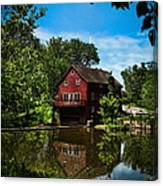 Opie's Grist Mill Canvas Print