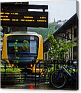 Oporto Train Station Canvas Print