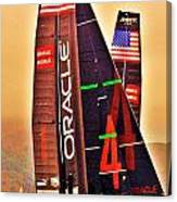 Oracle Ac 45's Canvas Print