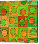 Orange Soup Canvas Print