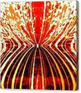 Orange Zest Canvas Print