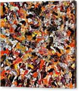 Orangerie Canvas Print