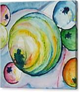 Orb Mentor Canvas Print
