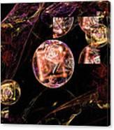 Orbs Of Infinity Canvas Print