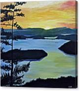 Orcas Island Canvas Print