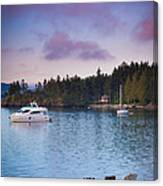 Orcas Viewpoint Canvas Print