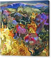Orchard Edge Canvas Print