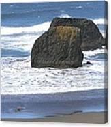 Oregon Coast Panorama Canvas Print