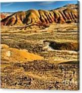 Oregon Landscape Spectacular Canvas Print