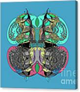 Organic Graphic Canvas Print