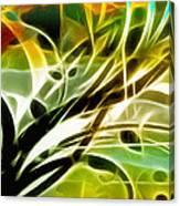Organic Spring Canvas Print