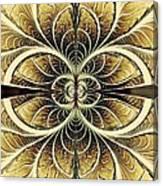 Organic Texture Canvas Print