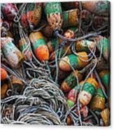 Organised Chaos Canvas Print
