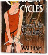 Orient Cycles 1890 Canvas Print