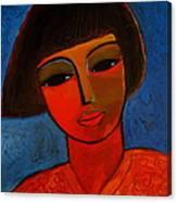 Oriental Dreams Canvas Print