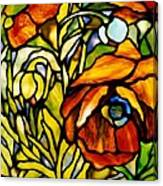 Oriental Poppy Canvas Print