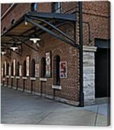 Oriole Park Box Office Canvas Print