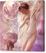 Orion's Dancer Canvas Print