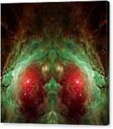 Orion's Reflection - Deep Space Nebula Canvas Print