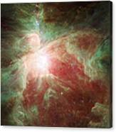 Orion's Sword Canvas Print