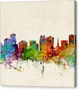 Orlando Florida Skyline Canvas Print