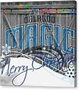 Orlando Magic Canvas Print