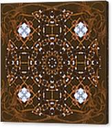 Ornamental Zen Tranquility Canvas Print
