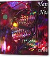 Ornaments-2038-happyholidays Canvas Print