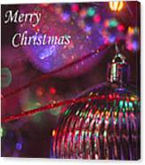 Ornaments-2052-merrychristmas Canvas Print