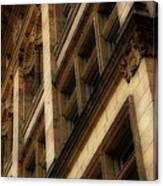 Ornate Facade Canvas Print