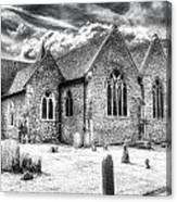Orsett Church Essex England Canvas Print