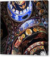 Orthodox Church Interior Canvas Print