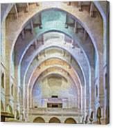 Coptic Church Canvas Print