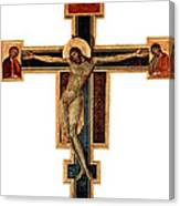Orthodox Cross Canvas Print