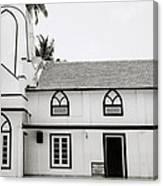 Orthodox Syrian Church In Cochin Canvas Print