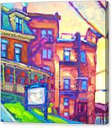 Osaka Northampton Canvas Print