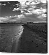 Osar Beach Iceland Canvas Print