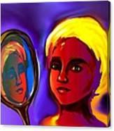 Oshun -goddess Of Love Canvas Print
