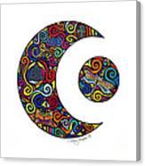 Osiris Canvas Print