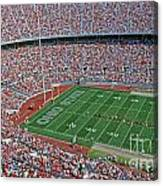 36l456 Osu Stadium Canvas Print