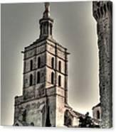Notre-dame Des Doms Avignon France Canvas Print