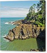 Otter Crest Loop Viewpoint Canvas Print