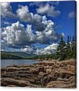 Otter Point Afternoon Canvas Print